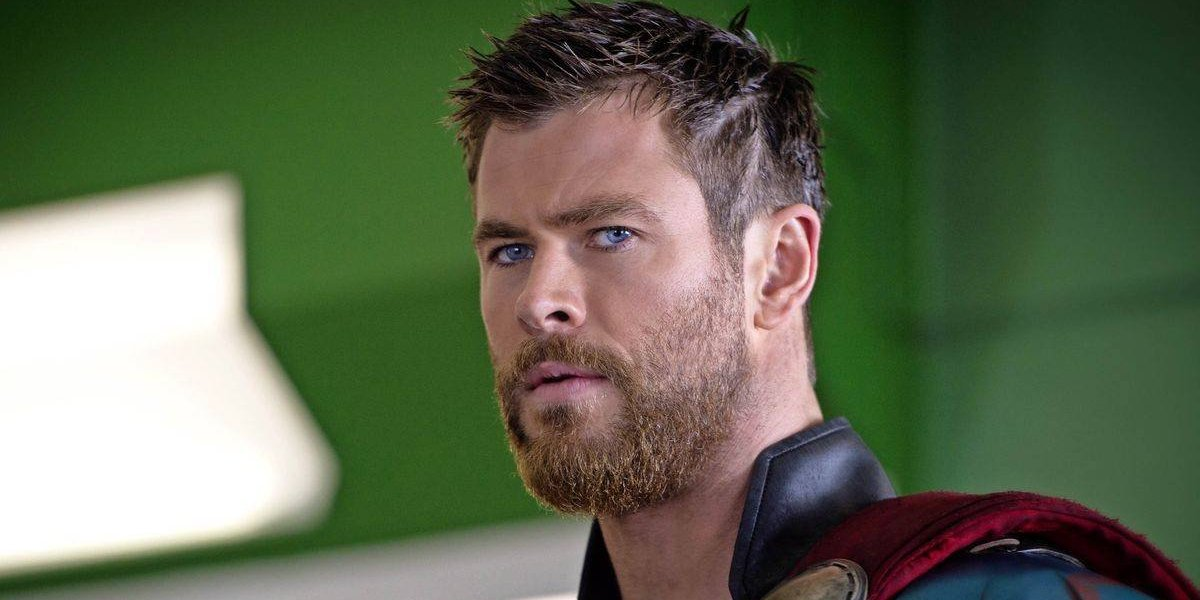 Chris Hemsworth pasa un gran susto como papá