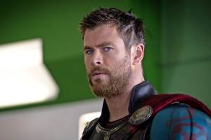 Chris Hemsworth más valiente que Thor
