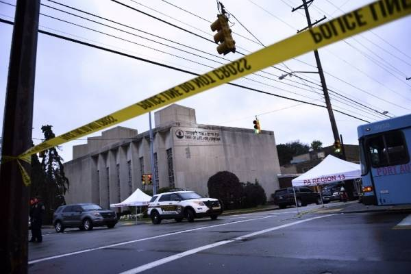 Tiroteo en sinagoga de Pittsburg