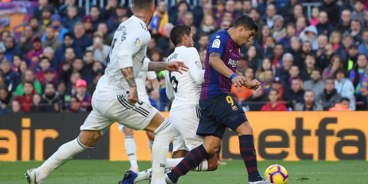 VIDEO: El primer gol en un Clásico español gracias al VAR