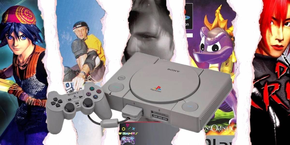Los diez videojuegos que extrañamos en la nueva PlayStation Classic