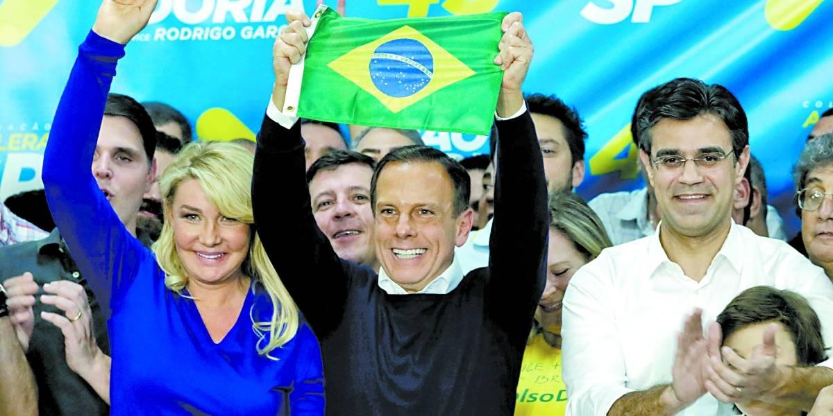 João Doria é eleito novo governador do Estado de São Paulo