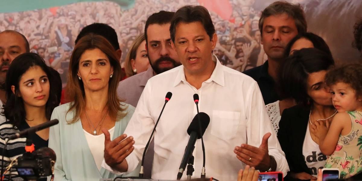 Sem ligar para o presidente eleito, Haddad parabeniza Bolsonaro no Twitter