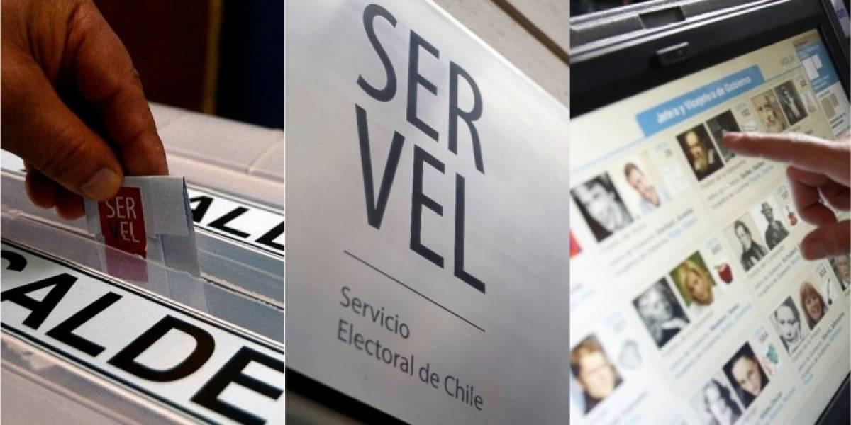 """Servel se opone al voto electrónico: """"No hay sistemas de seguridad que permitan evitar hackeos"""""""