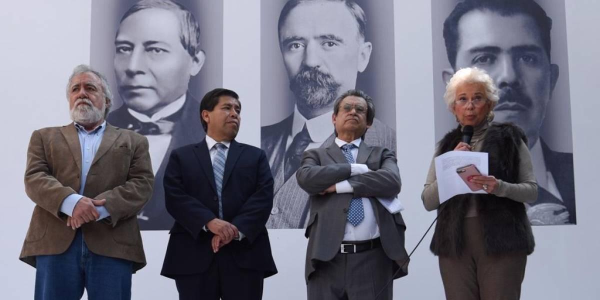 Olga Sánchez Cordero nombra a titular de INM y Comar
