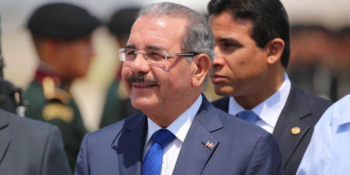 Presidente Medina viajará a China esta semana