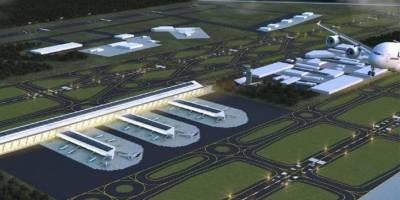 Así sería el nuevo aeropuerto de Santa Lucía