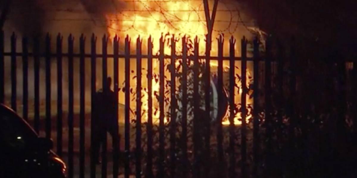 Video: Momento en que se estrelló helicóptero del presidente del Leicester, Vichai Srivaddhanaprabha