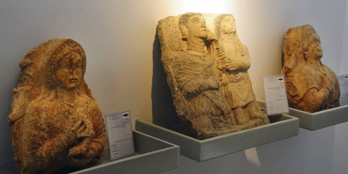 El museo sirio que resistió a la guerra abre sus puertas después de seis años