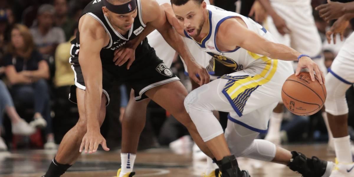 Curry impone otro record en la NBA