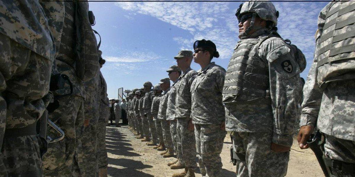 EU desplegará 5 mil 200 soldados en la frontera con México para frenar a migrantes