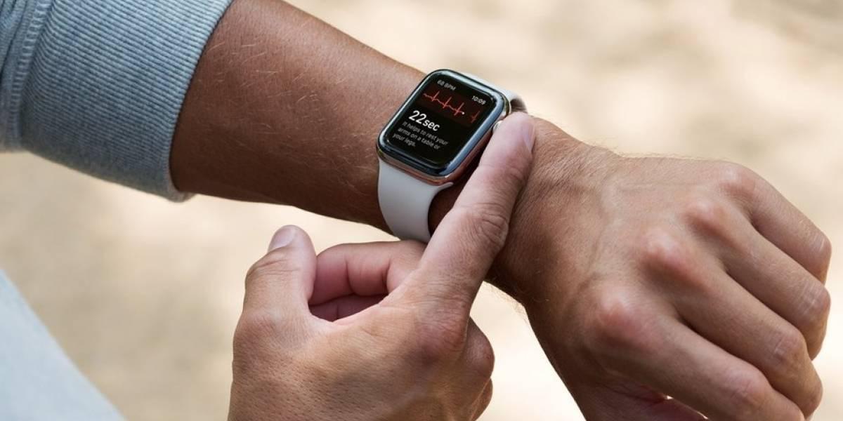 Estudio sugiere que llevar un Apple Watch o algo similar puede alargar tu vida hasta en dos años