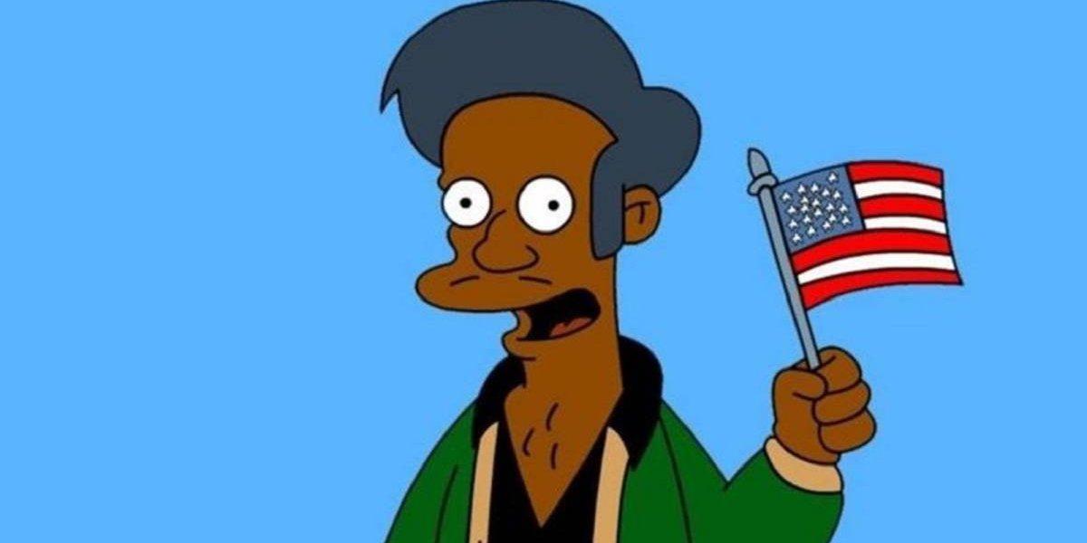 """Desmienten salida de """"Apu"""" de """"Los Simpsons"""""""