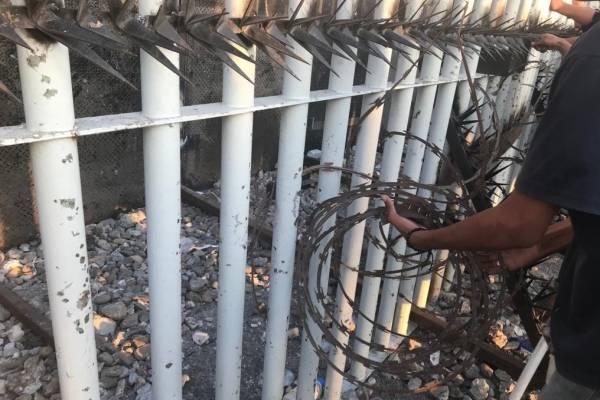 Autoridades mexicanas blindan frontera con Guatemala