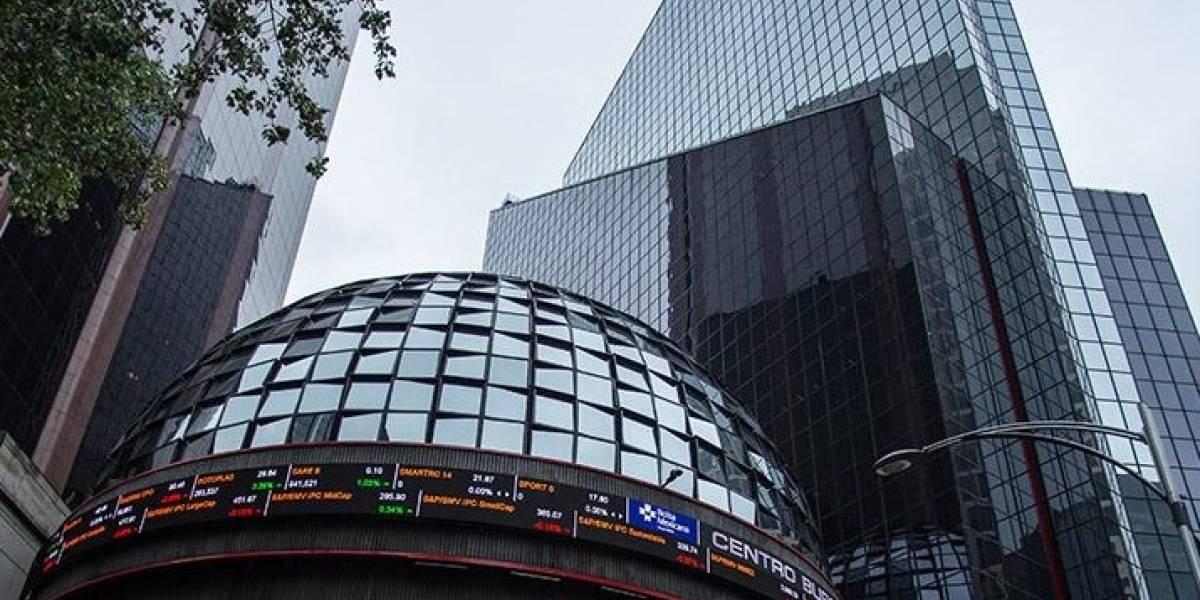 Bolsas de Valores en México se desploman hasta 4.33% por cancelación del NAIM