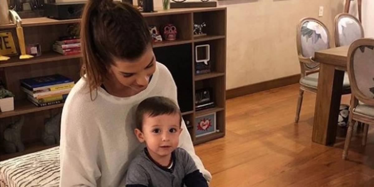 Por foto dicen que Carolina Cruz está embarazada de su segundo hijo