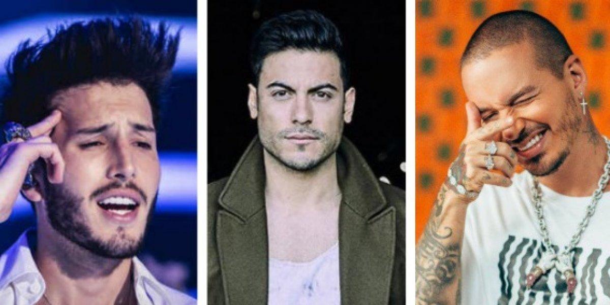 J Balvin , Sebastián Yatra y Carlos Rivera, confirmados en los Latin Grammy