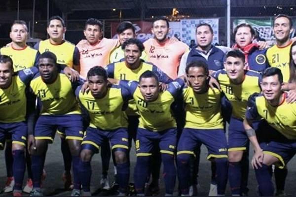 Ecuador es el campeón de la Segunda Edición de la Copa América IFA 7