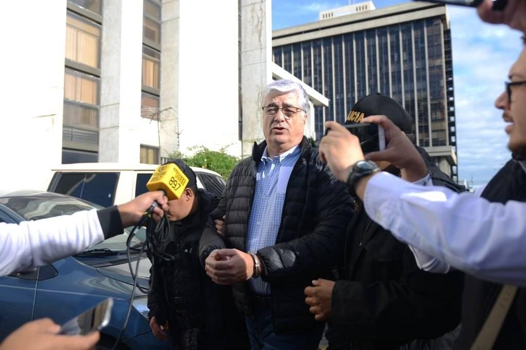 Carlos Vielmann, exministro de Gobernación Foto: Alejandro García