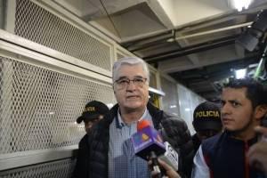 capturan al exministro de Gobernación, Carlos Vielmann