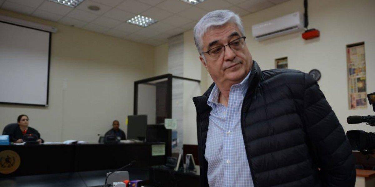 FECI apelará resolución de falta de mérito al exministro Carlos Vielmann