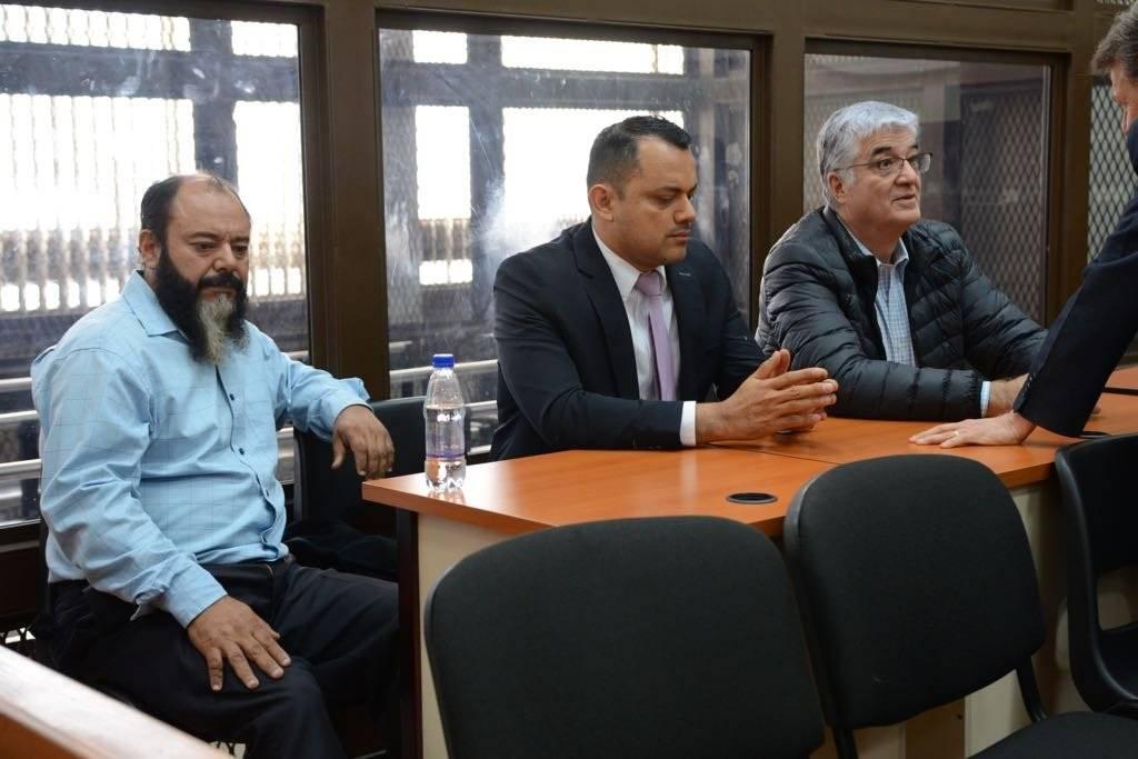 """Sospechosos en el caso """"Ejecuciones extrajudiciales"""". Foto: Alejandro García"""