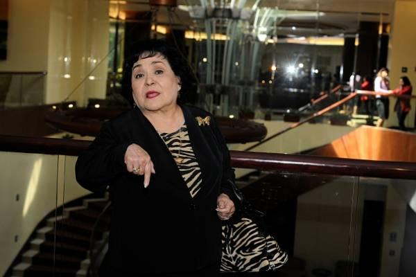 Carmen Salinas habló de Maluma