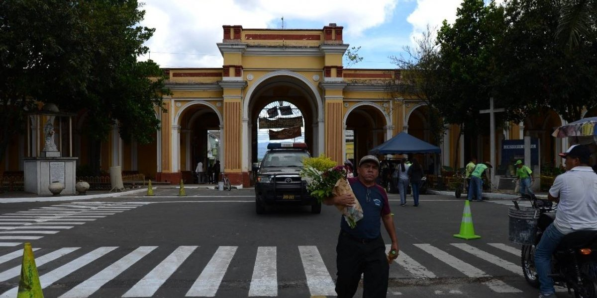 Cementerio General, preparado para recibir hasta un millón de visitantes