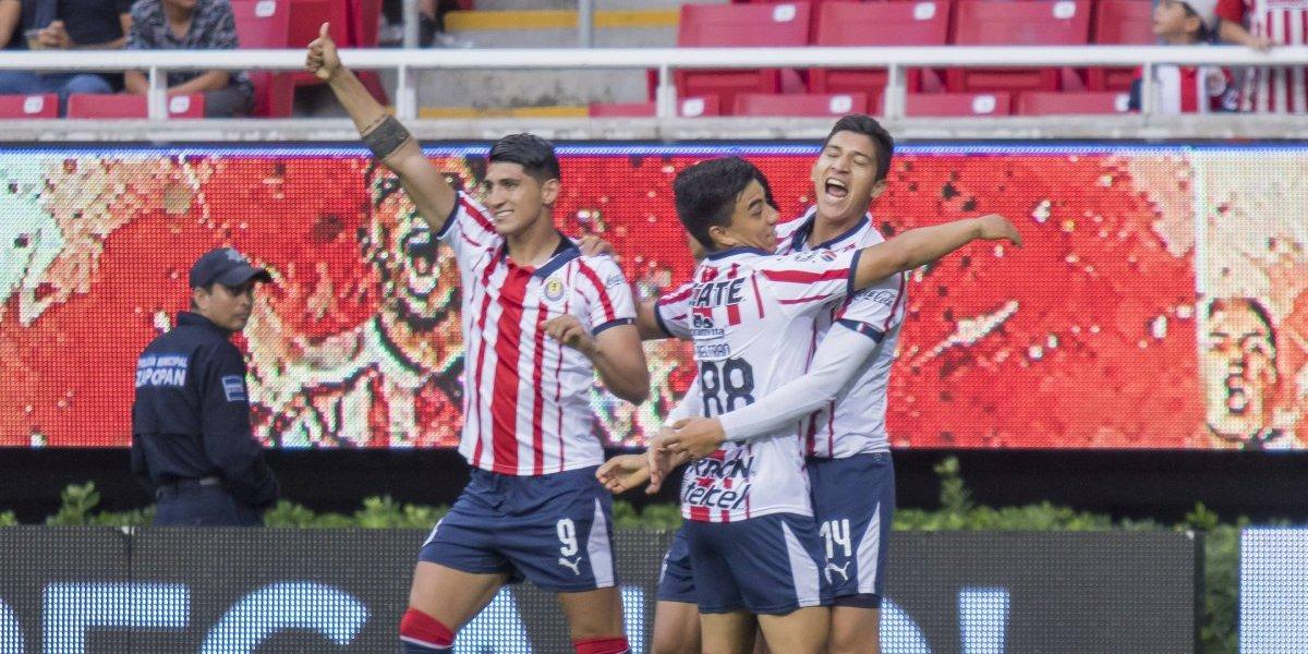 Chivas ve hacia adelante: piensa en el Mundial de Clubes