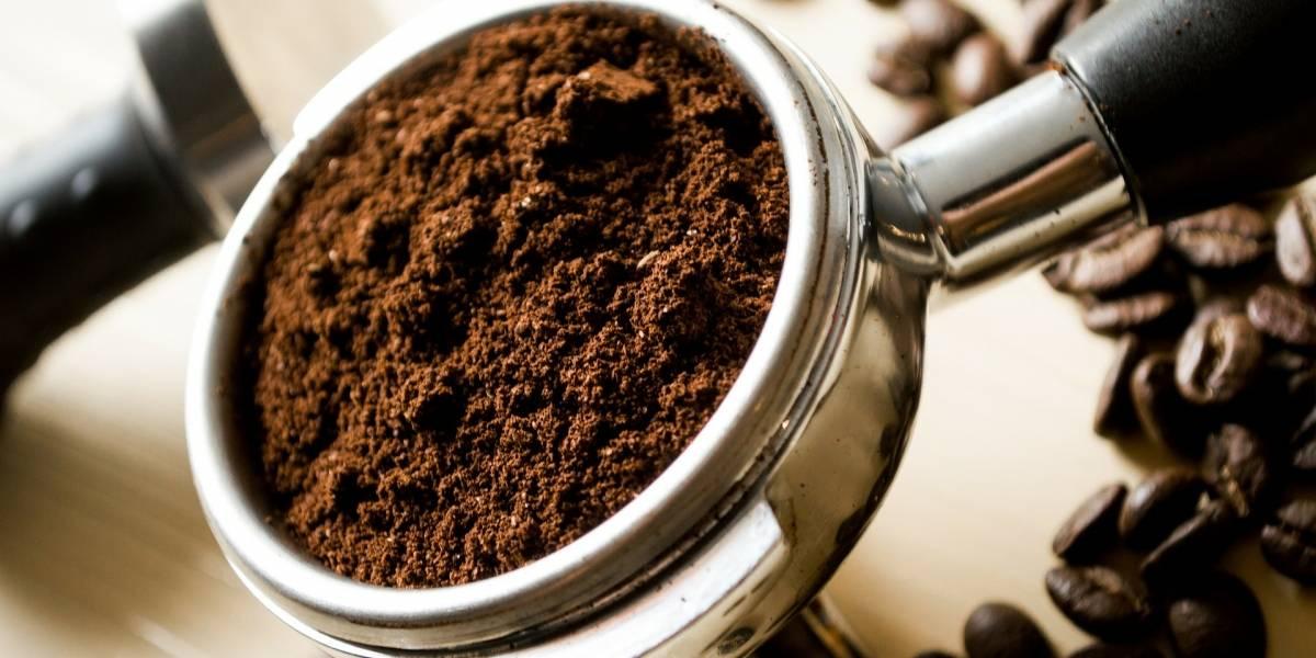 Use café moído para combater a celulite