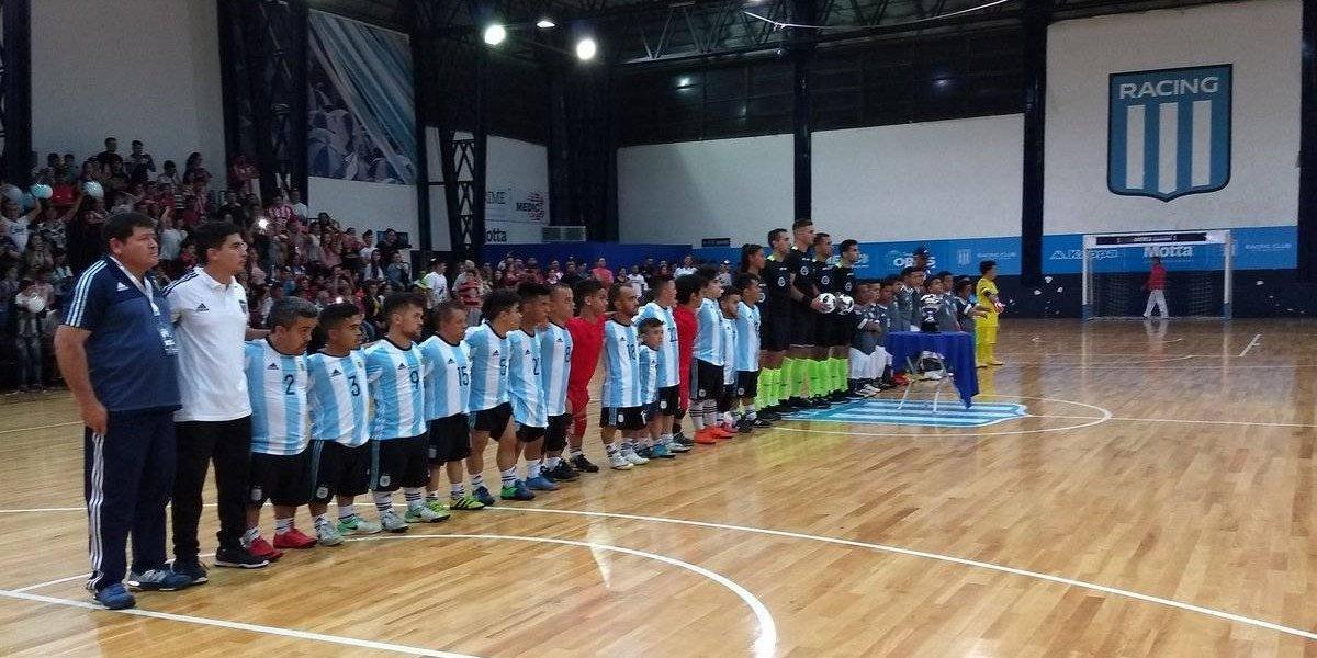 Argentina se acostumbró a ser subcampeón: ahora perdió la final de la Copa América de Talla Baja ante Paraguay