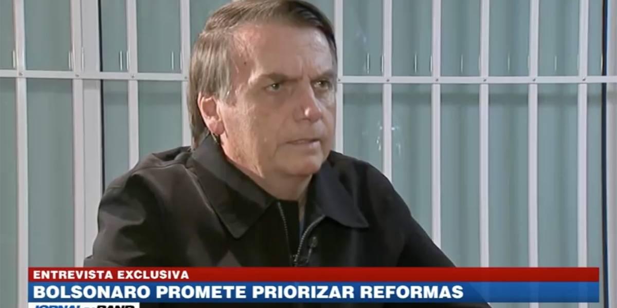 Nomes da equipe de transição de Bolsonaro são publicados no Diário Oficial
