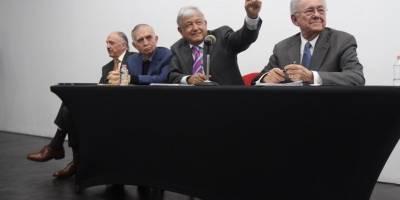 Conferencia AMLO.