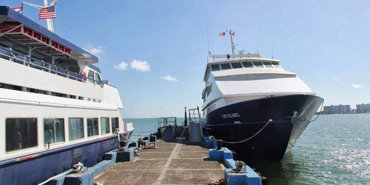 Chocan dos lanchas de la Autoridad de Transporte Marítimo