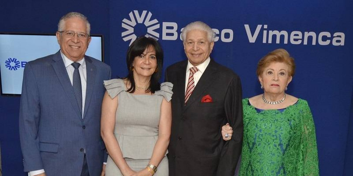 #TeVimosEn: Banco Vimenca celebra XVI aniversario