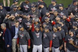 Red Sox, campeón de la Serie Mundial 2018