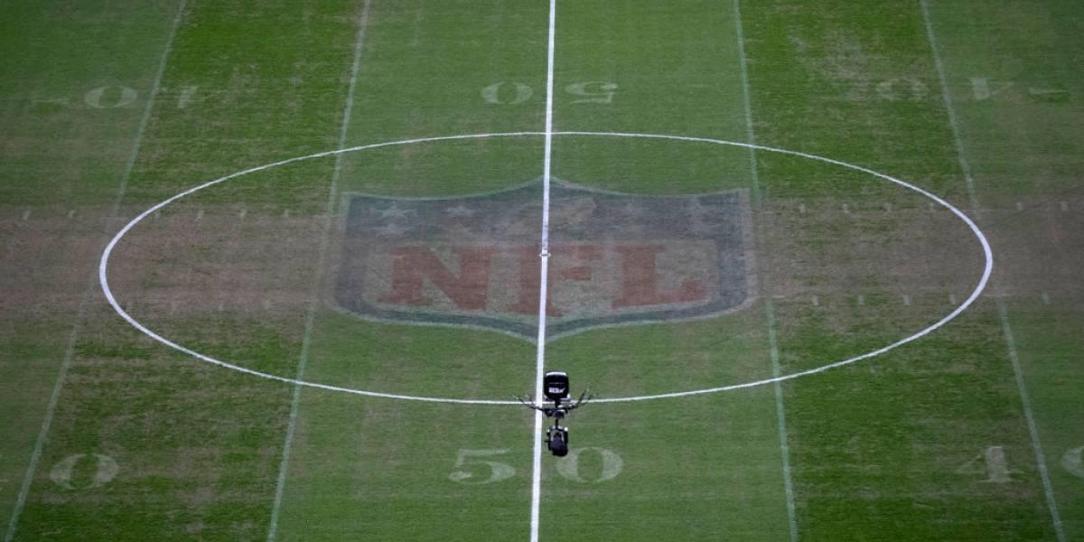 ¿Por qué aparece el logo de la NFL en la cancha de Wembley en un partido de la Premier League?