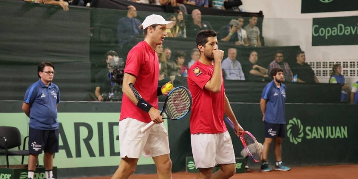 Copa Davis: Chile buscará la hazaña ante Austria en Salzburgo y sobre arcilla bajo techo