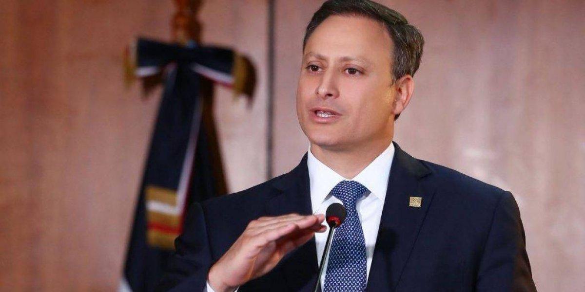 """Procurador destaca """"cambios y avances"""" en el Ministerio Público"""