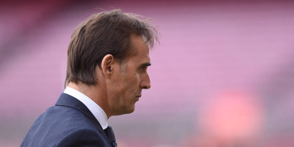 Julen Lopetegui deja de ser el técnico del Real Madrid