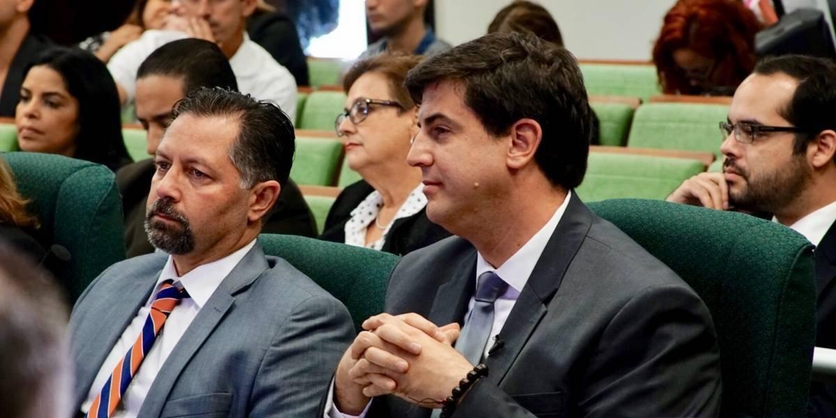 Marazzi demanda a Junta del Instituto de Estadísticas tras ser suspendido