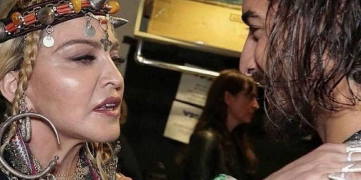 Madonna se burló de Maluma por su nuevo look rubio ¡Nadie lo respeta!