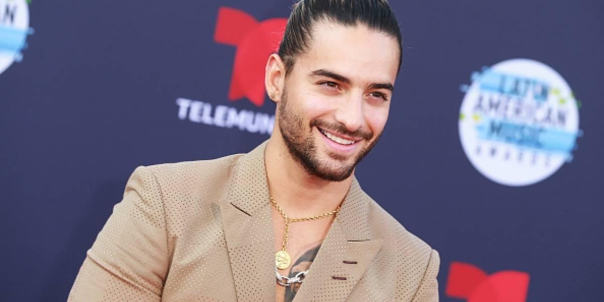 Madonna 'se burla' del nuevo color de cabello de Maluma