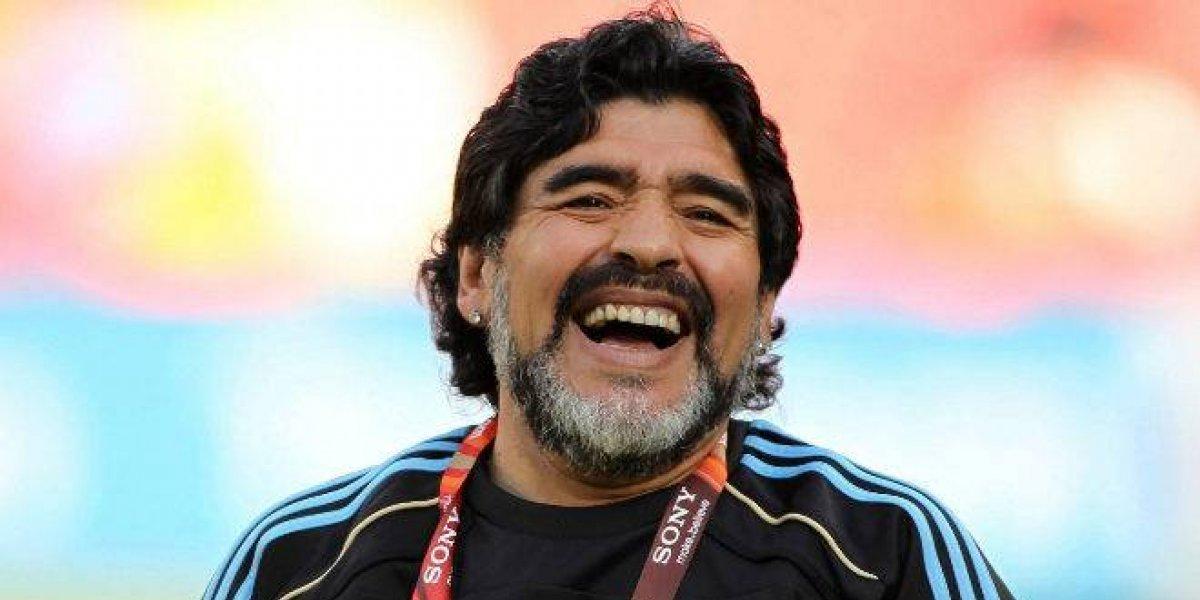 Infografía: Maradona cerca de cumplir 58 años