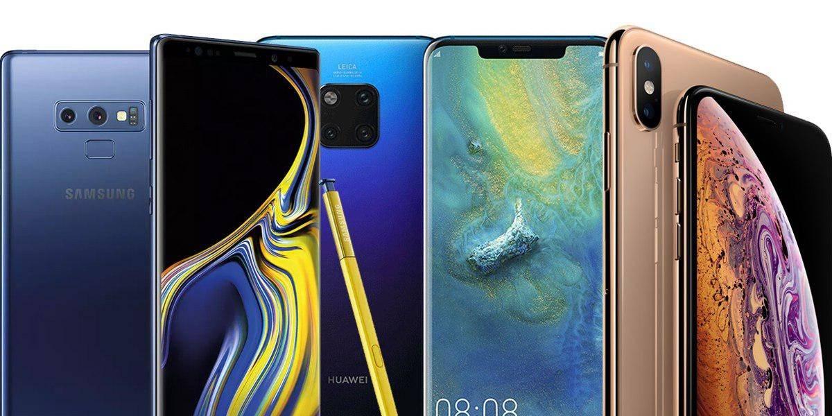 ¿Qué celular tiene mejor cámara? Galaxy Note 9 vs Huawei Mate 20 Pro vs iPhone Xs Max