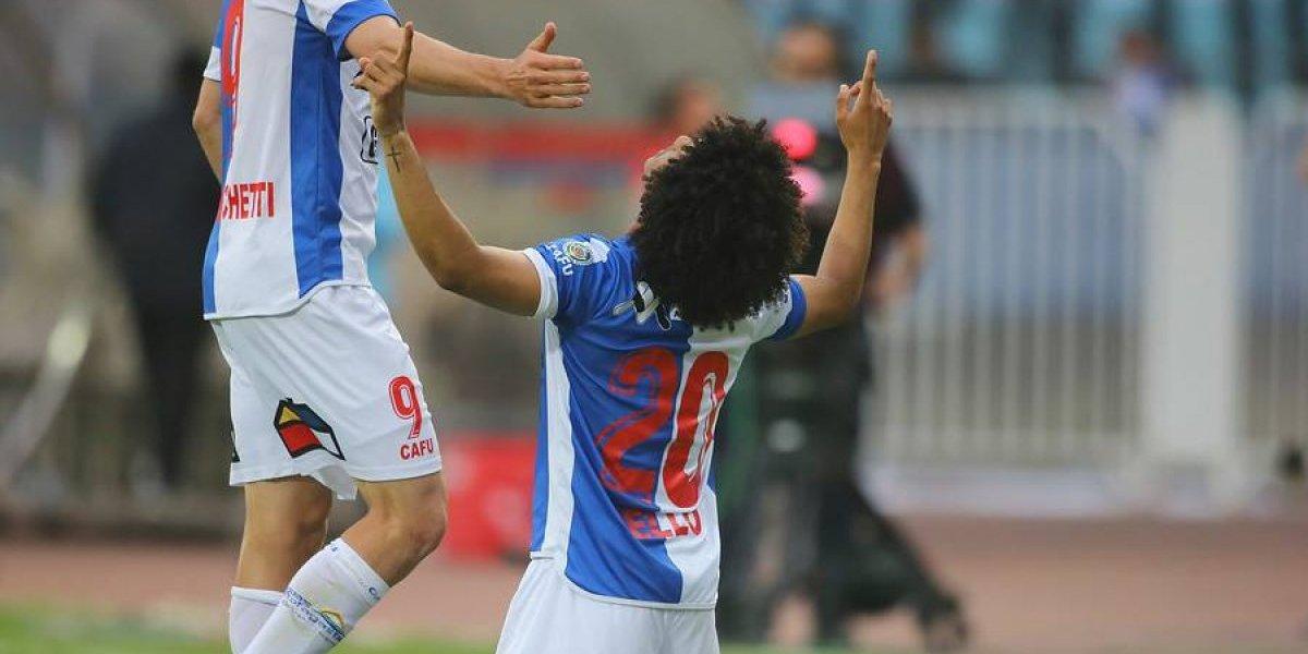 """Eduard Bello se quedará cuatro meses sin jugar: """"Todas las cosas pasan por algo"""""""