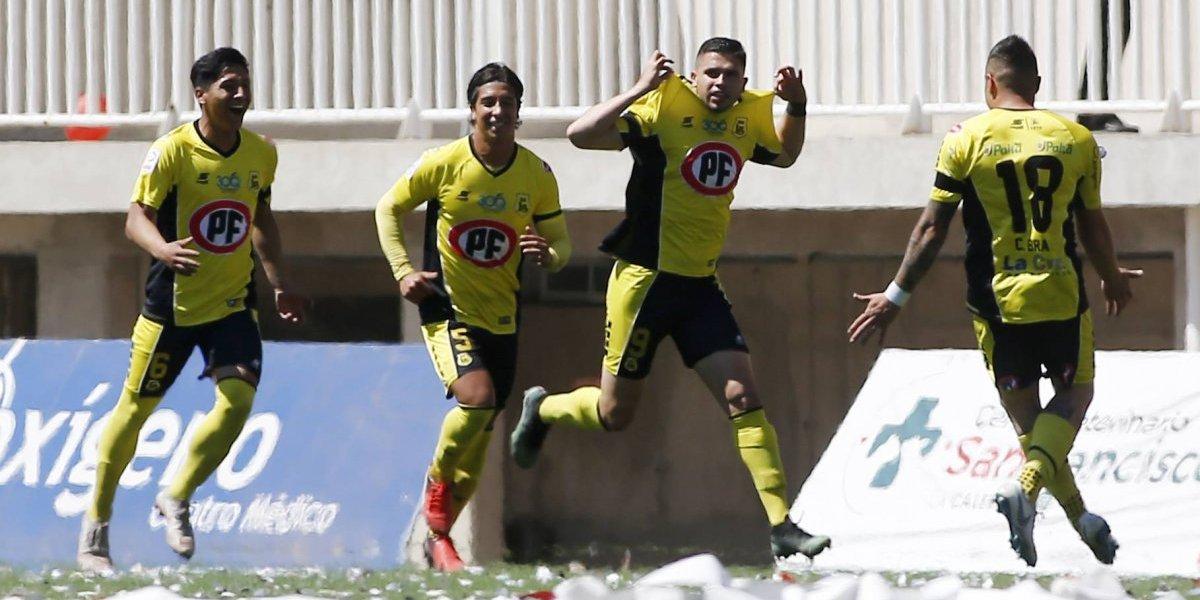 Hincha de San Luis murió de un infarto tras el gol de Caballero que les dio la victoria en el clásico con La Calera