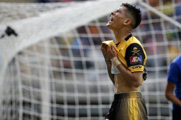 Coquimbo pudo ser campeón, pero tendrá que esperar hasta la última fecha / imagen: Photosport