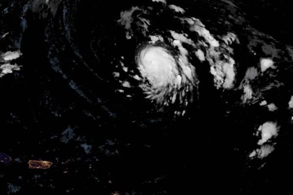 huracán Oscar