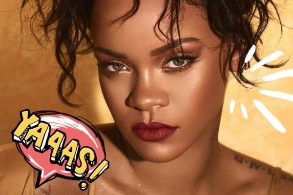 d771f27c711a Rihanna presentó su línea de lencería para San Valentín de Savage x Fenty,  la cual incluye tallas grandes y muchos la criticaron en la redes